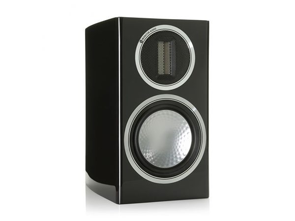 monitor gold-50-piano-black-gloss